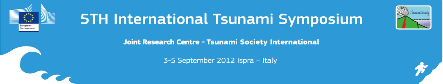 5th Tsunami Symposium