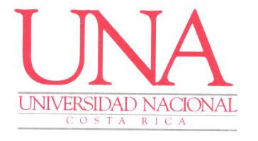 Univeridad National Costa Rica